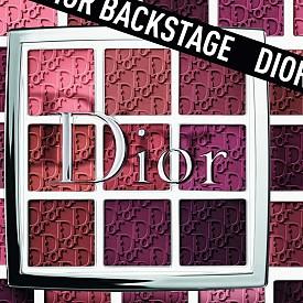 Палитра за устни от колекцията Backstage на DIOR
