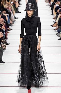Езикът на феминизма в колекцията на Dior есен-зима 2019-2020 г.