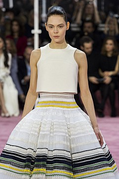 Christian Dior Paris Haute Couture SS15