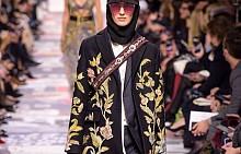 Christian Dior есен/зима 2018/2019