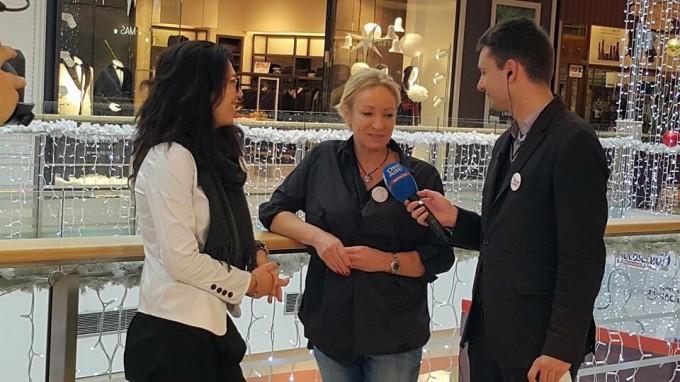 """Олимпийският ни шампион Мария Гроздева подкрепя """"Майки за донорство"""""""