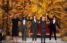 Spring 2019 Menswear: Dolce&Gabbana