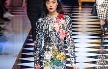 Колекция Dolce & Gabbana / Милано / зима 2016