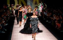 Dolce&Gabbana поставиха еволюцията на марката във фокуса на новата си колекция пролет/лято 2019