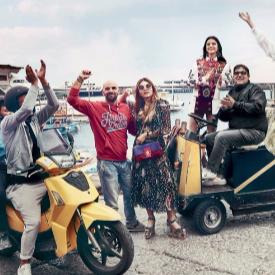 Деца на известни знаменитости позират в новата кампания на Dolce&Gabbana