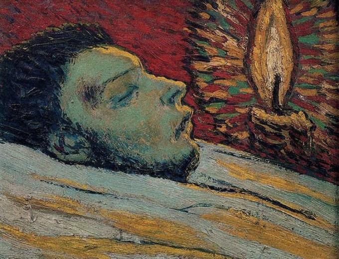 Смъртта на Касагемас