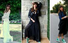Гост блогърът Ивана: Как да носим кецове през пролетта?