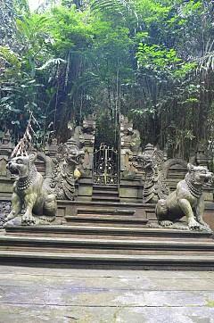 Uluwatu Water Temple