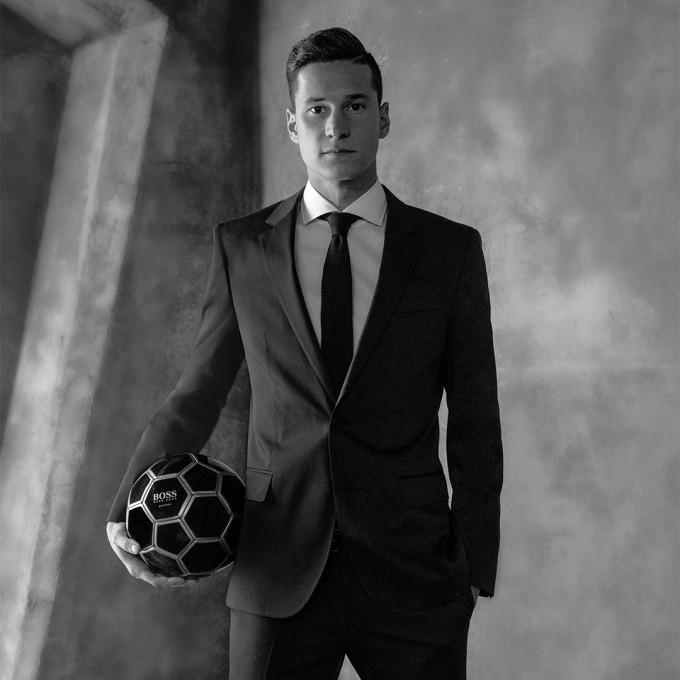 Немският футболист Юлиан Дракслер е само на 23 години,...