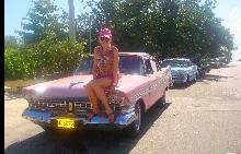 Магията на цветовете привлича Стела Стойкова към Куба