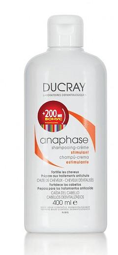 Стимулиращ шампоан при безжизнена коса Anaphase на Ducray