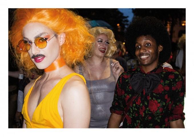 """Йист Вилидж"", 2017, Ню Йорк"