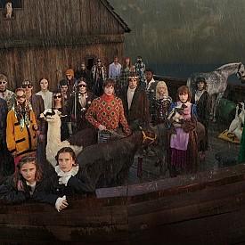 GUCCI пусна Ноевият ковчег да плава в новата си рекламна кампания
