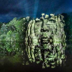 В джунглата на Амазония оживяха човешки лица