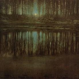 """Едуард Щайхен """"Езерото на лунна светлина"""" (1904 г.) $ 2 928 000"""