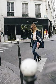 Томи Томова за Седмицата на модата в Париж