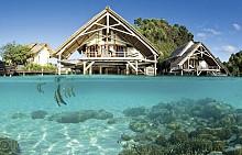 MISOOL е скритото съкровище на Индонезия, достъпно само по вода и незасегнато от времето.
