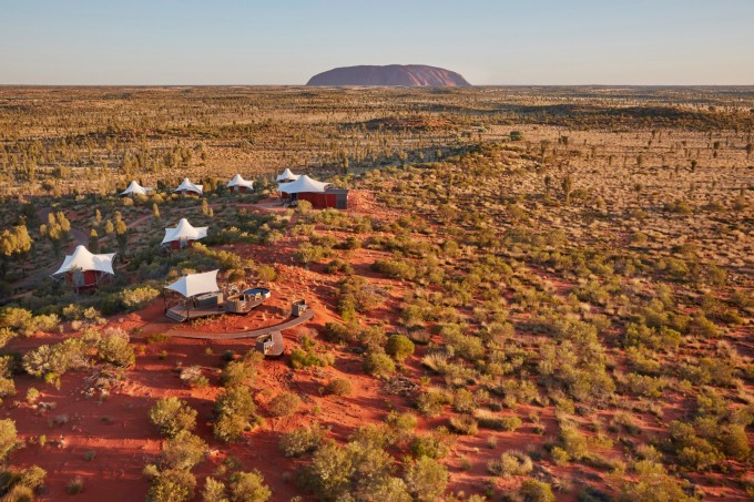 Longitude 131°, Aвстралия