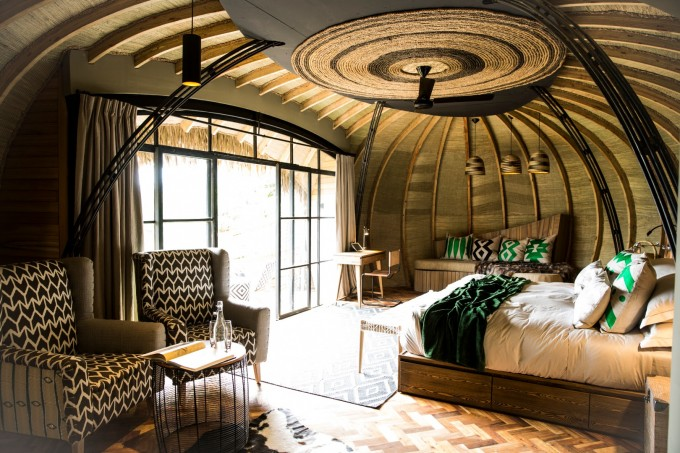 Bisate Lodge, Руанда