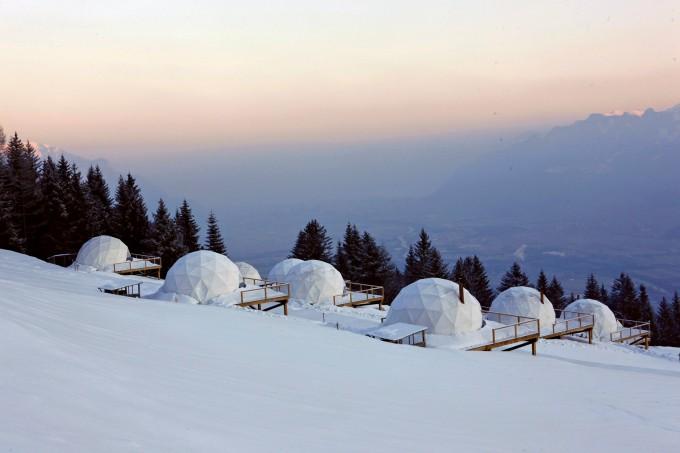 Whitepod, Швейцария