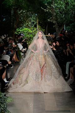 Elie Saab Paris Haute Couture SS15
