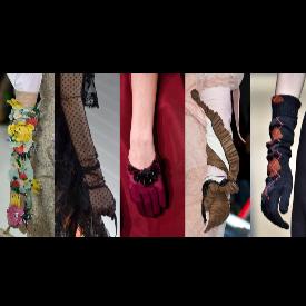 Ръкавиците - най-добрият аксесоар за есента
