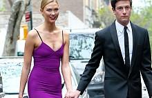 Карли Клос се омъжи за бизнесмена Джошуа Къшнър