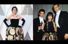 ОСКАРИ 2018: Рита Морено носи роклята си от 1962-ра година