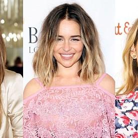 СЪРФИСТКИ КИЧУРИ: Може да се противопоставим на интуицията да станем блондинки за зимата, но защо да чакаме до лятото за да опитаме някой по-небрецен стил? Пробвайте с плажните кичури по примера на Ciara, Емилия Кларк и бохо-кралицата Блейк Лайвли.