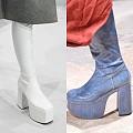 Отново на мода: Ботушите на Дейвид Бауи и Спайс Гърлс