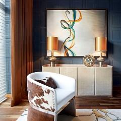 Вила в луксозния комплекс Emirates Hills в Дубай