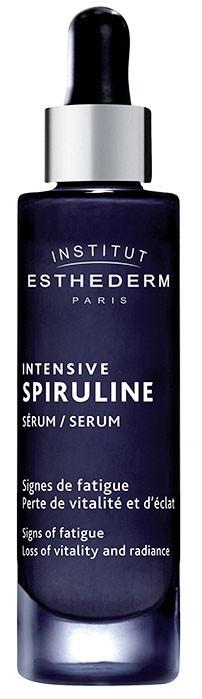 Intensive серум за уморена кожа със спирулина от ESTHEDERM.