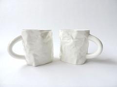 Комплект порцеланови чаши www.etsy.com