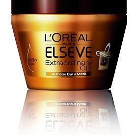 Маска за подхранване на много суха коса Elseve Extraordinary Oil