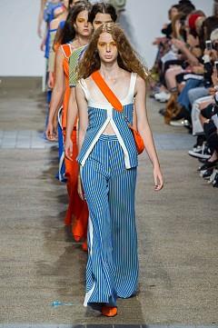Три различни колекции от Fashion East RS17, London