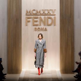 Новата есенно-зимна колекция на Fendi - с фокус към детайла