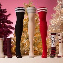 Коледните чорапи на Риана