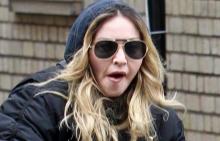 Преди Мадона постоянно носеше ръкавици