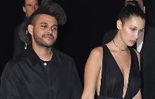 The Weeknd и Бела Хадид