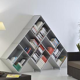 Етажерка за книги Pyramid от Piarotto (www.piarotto.com)