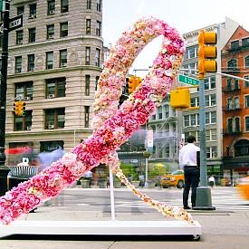 Розовата панделка в Ню Йорк