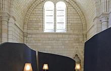 Френско абатство днес е дизайнерски хотел