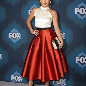На партито на звездите на телевизия FOX в Калифорния