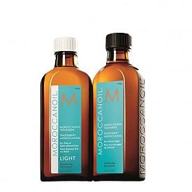Олио за здрава и красива коса на Moroccanoil