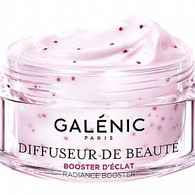 Вдъхновени сме от първия подсилващ сиянието крем на GALENIC – Diffuseur de Beaute, защото е глобална грижа за лице, която мигновено дава ефект, а действието й продължава през целия ден. Рубинените микрочастици се разтапят в контакт с кожата и лицето моментално придобива естествена руменина и сияен блясък. Витамините и хидратиращите агенти осигуряват защита през целия ден. За да имаме още по-секси летен тен!