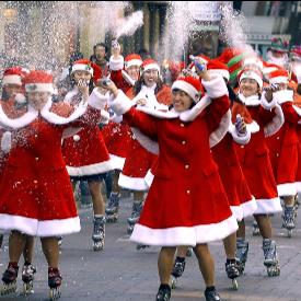 8 от най-странните коледни традиции по света