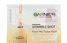 Маска с витамин С на GARNIER