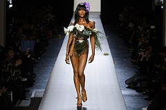 Jean Paul Gaultier Paris Haute Couture SS15