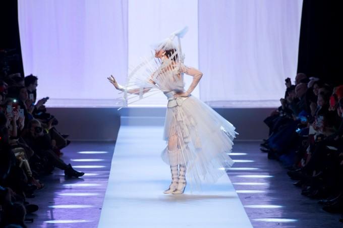 Едно пътешествие до Япония с Jean Paul Gaultier Haute Couture пролет-лято 2019