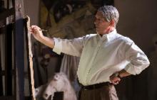 Антонио Бандерас в ролята на Пабло Пикасо